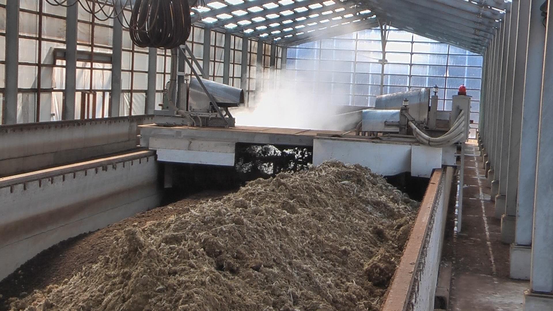 переработка куриного помета в органические удобрения