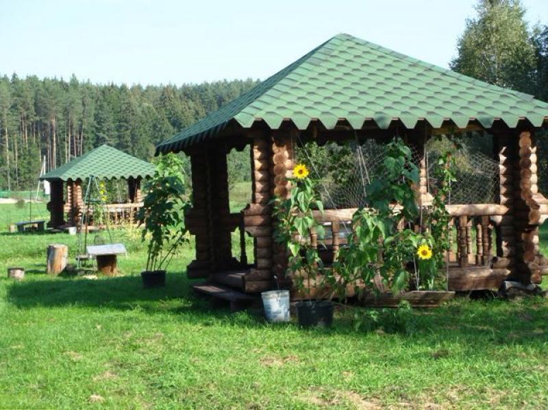 бизнес-план эко деревня КФХ с банным комплексом