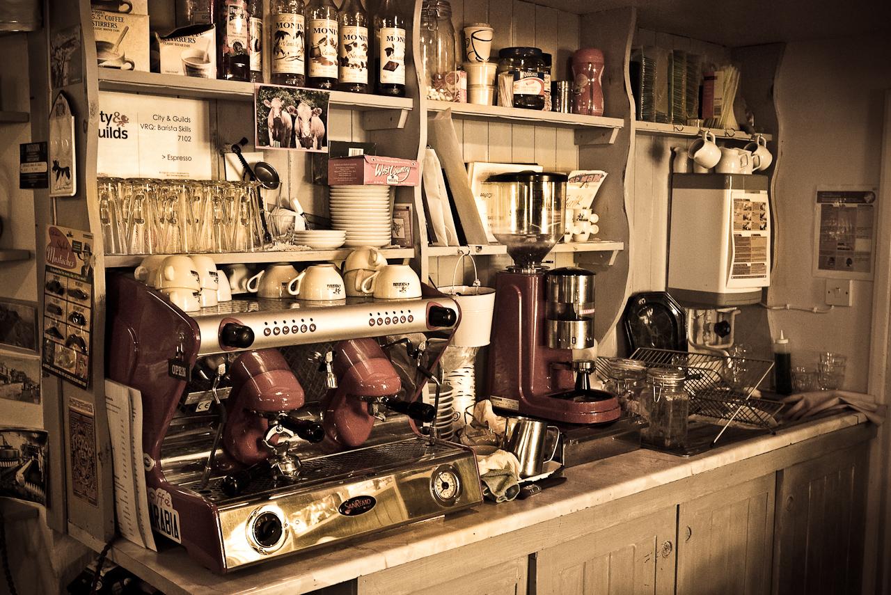 Комплексное оборудование кофеен бизнес-план