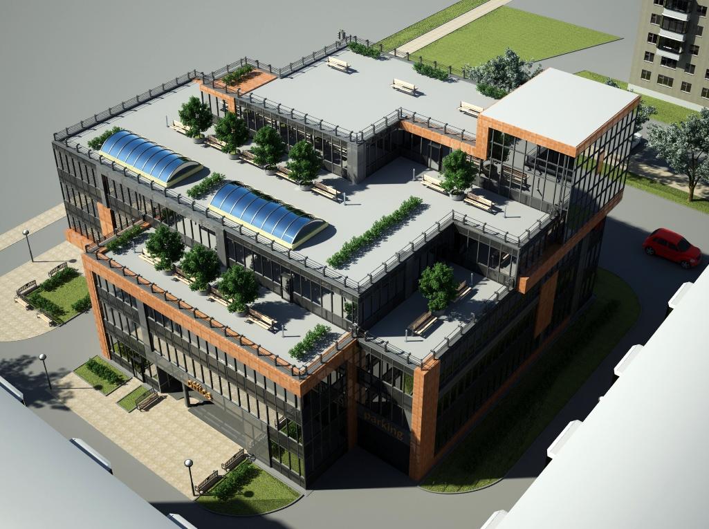 бизнес-план строительства бизнес-центра в Москве