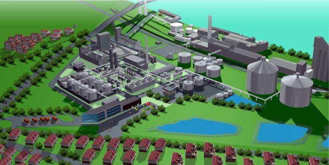Проектирование сахарных заводов