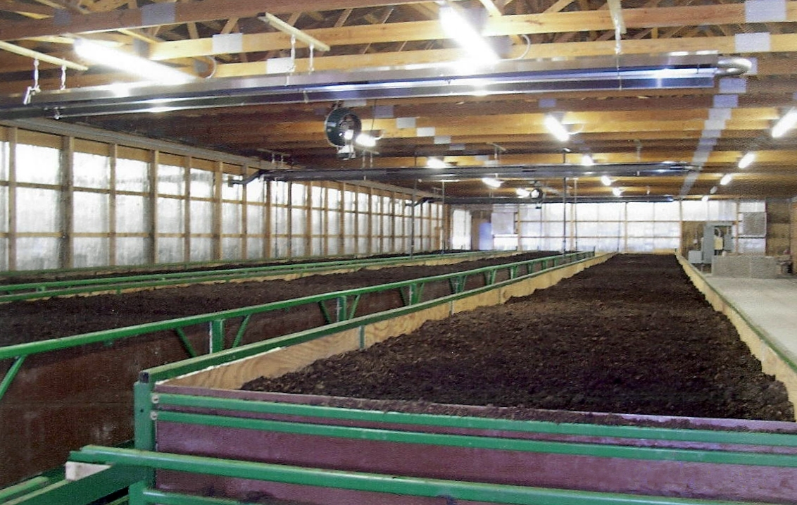 цех по производству биогумуса