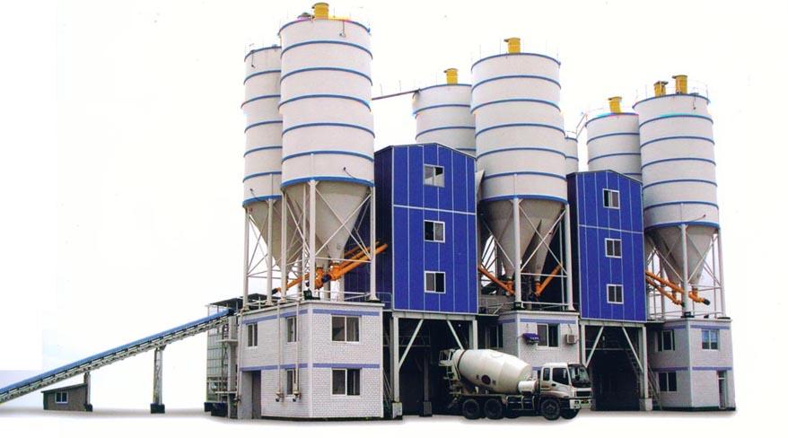 готовый бизнес-план бетонного завода с фин. расчетами