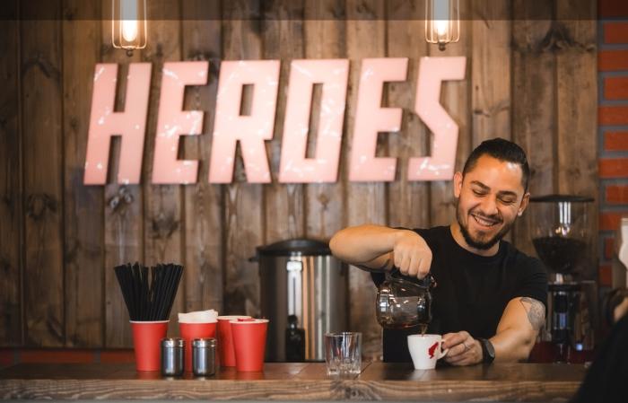 barbershop Heroes