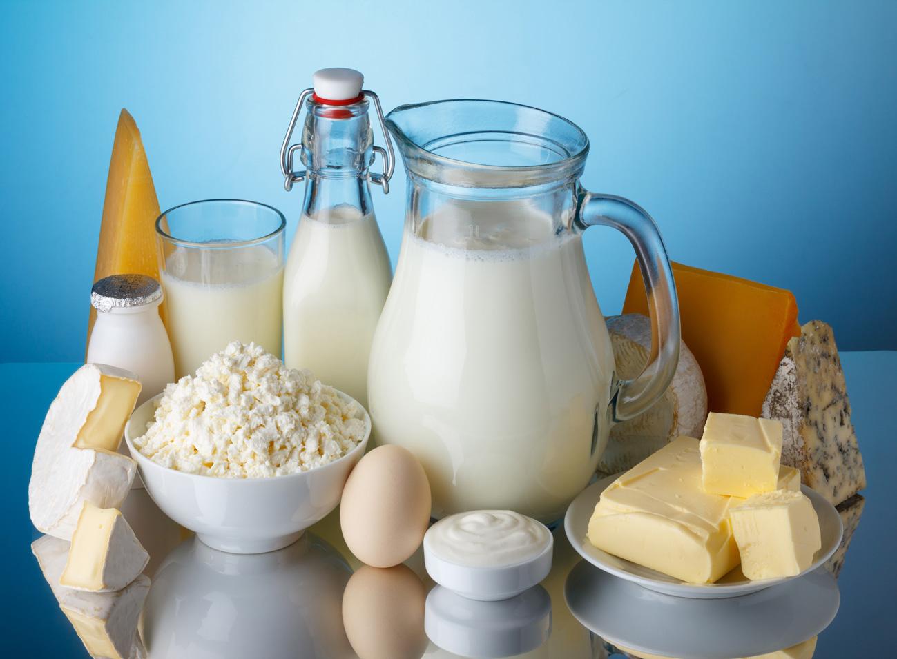 производство молочной продукции с собственной фермой дойных коров
