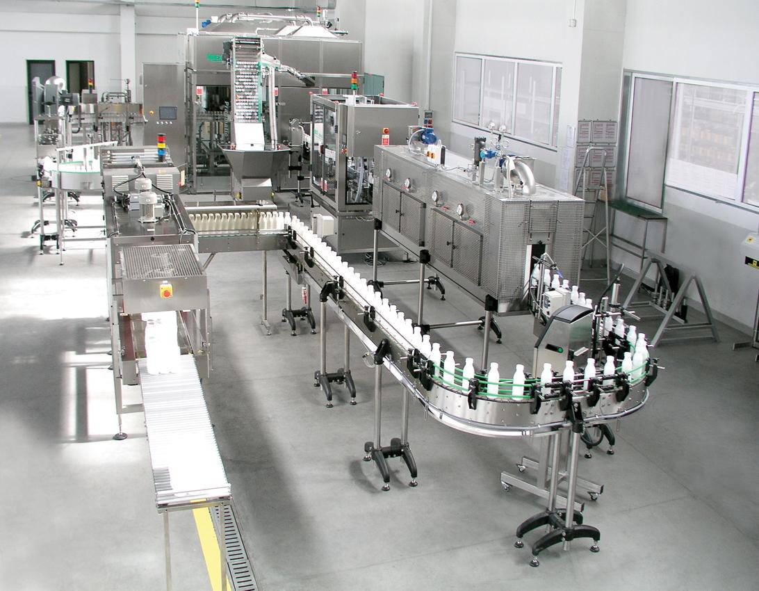 завод по переработке до 10 тонн молока сырого коровьего в смену